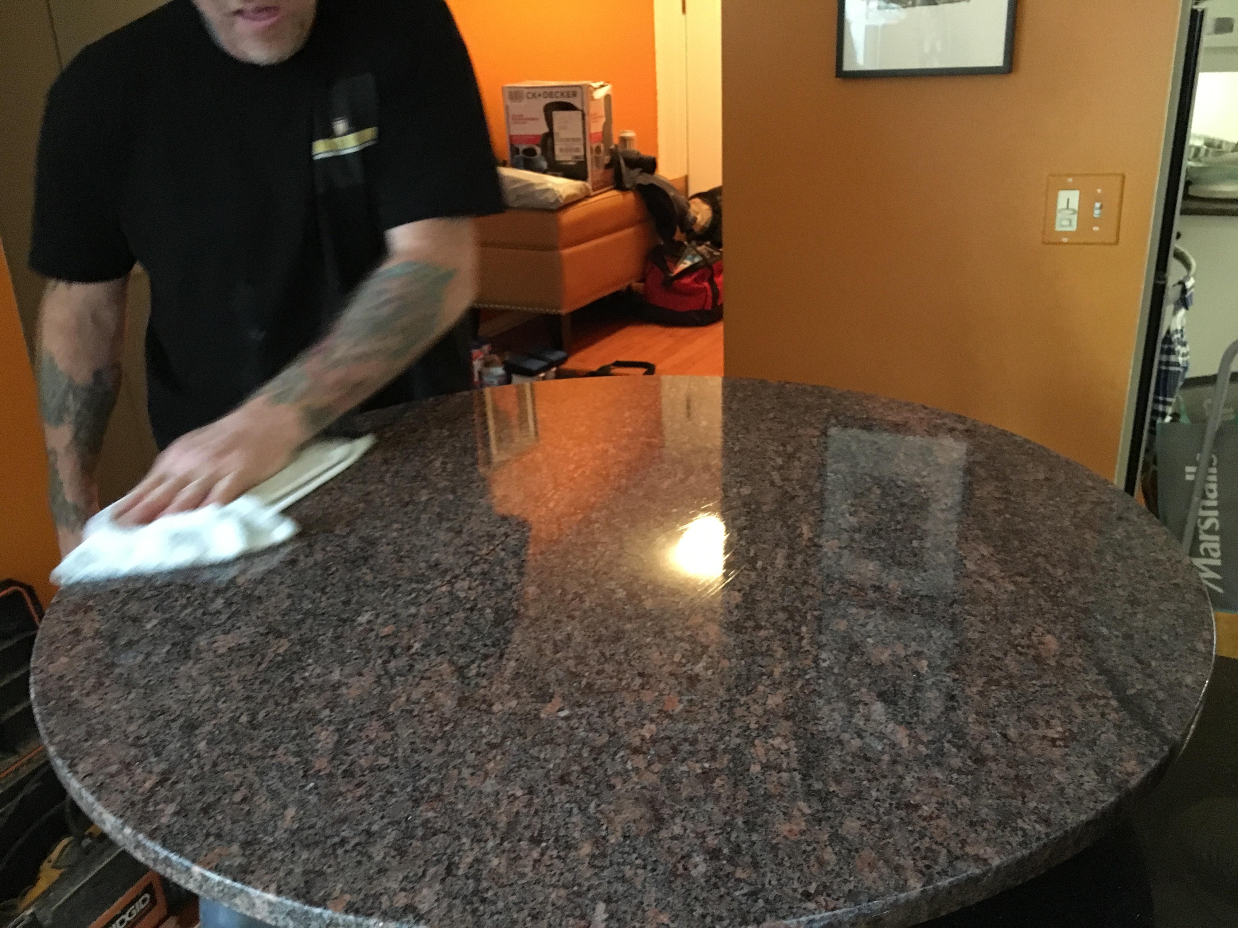 Granite Crack Repair Chicago