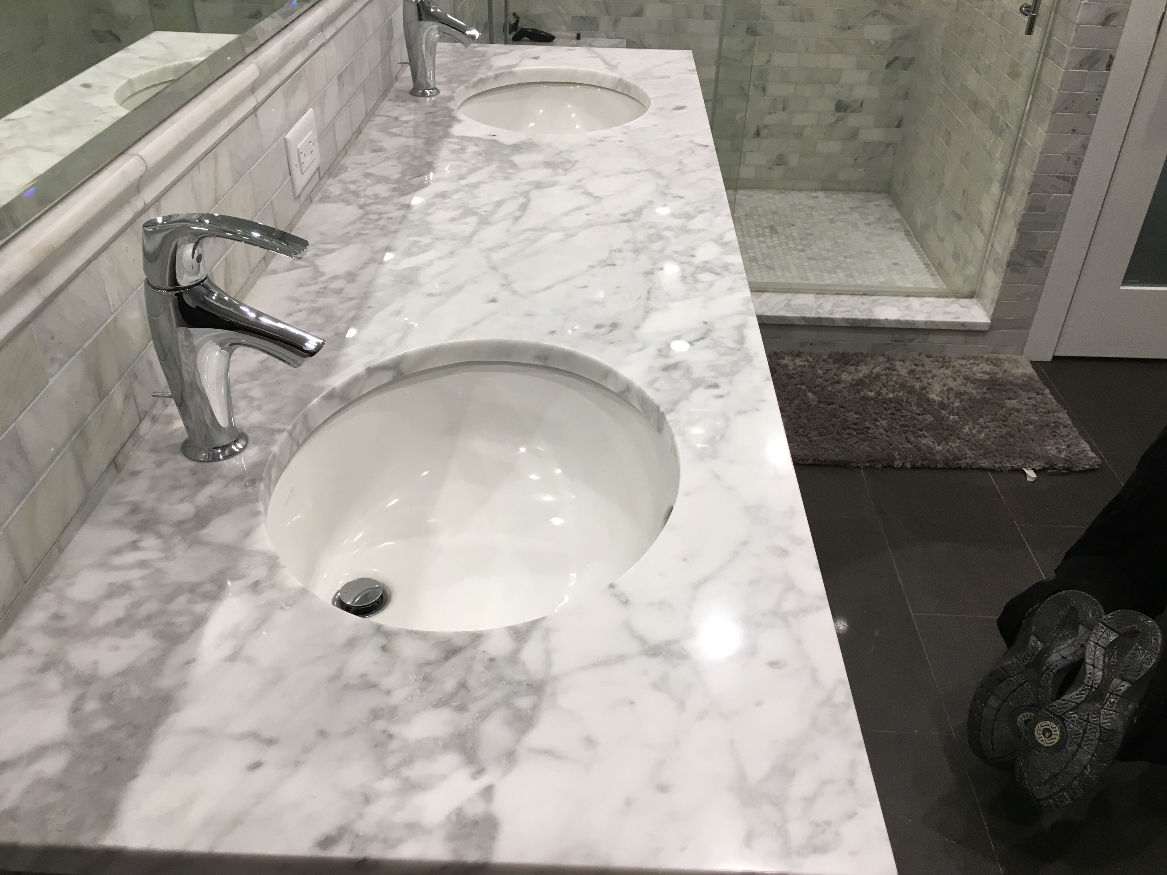 Marble Countertop Polishing Chicago, IL