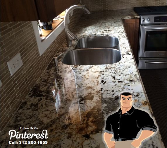 Granite Countertops Polishing Buffing Best Way To Clean