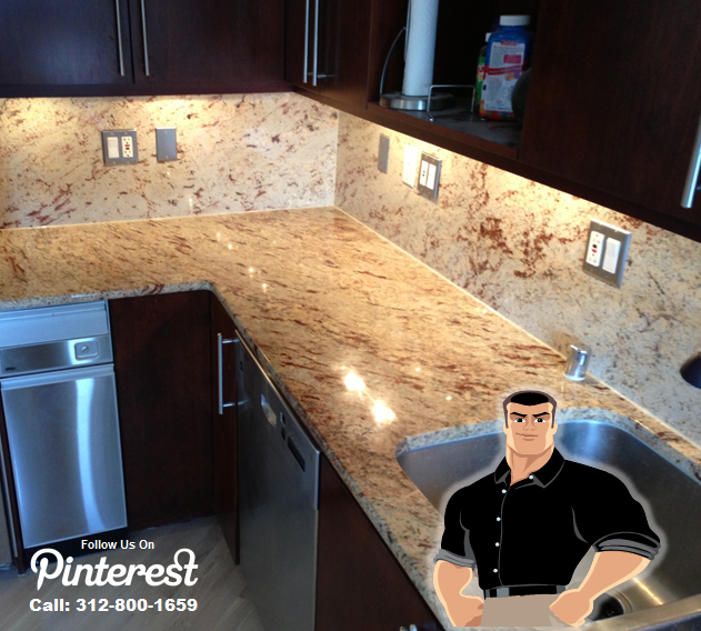 Granite Countertops Polishing Buffing Best Way To Clean Grout Ask Home Design Before And After