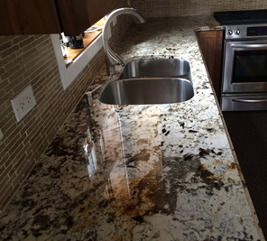 Granite Countertop Polishing Chicago